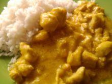 Dietetyczny indyk w curry