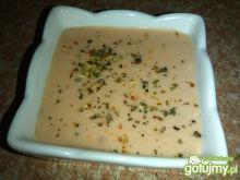 Dip sałatkowy na bazie jogurtu 0%