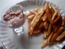 Dip z serem feta do frytek