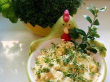 Dipopast jajeczny na Wielkanoc