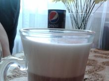 Dobra kawa latte macchiato