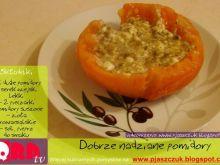 Dobrze nadziane pomidory