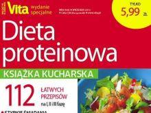 Dodatek specjalny - Dieta proteinowa