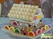 Domek z ciasteczek