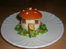 Domek z jajka