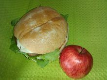 Domowa kanapka ala big mac