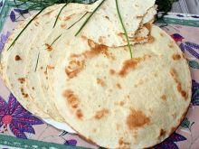 Domowa tortilla (placki pszenne)