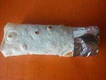 Domowa tortilla wieprzowo wołowa