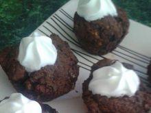 Domowe babeczki czekoladowe