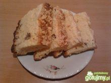 Domowe ciasto drożdżowe z kruszonką