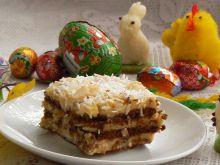 Domowe ciasto rafaello