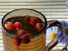 Domowe harbatki z witaminą C.