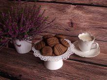 Domowe kakaowe maślane ciasteczka