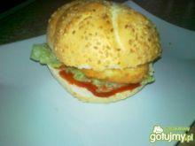Domowe kurczaczkowe burgery