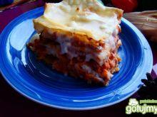 Domowe lasagne Iwy