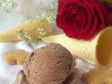 Domowe lody z kakao