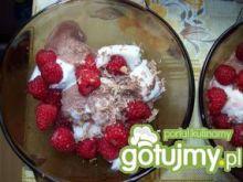 Domowe lody z owocami