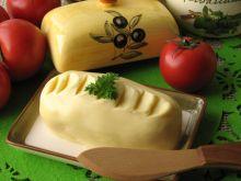 Domowe masło śmietankowe