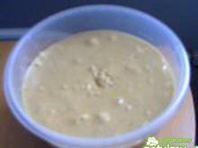Domowe masło z orzechów ziemnych