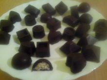 Domowe pralinki - czekoladki
