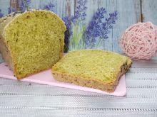 Domowy chleb szpinakowy