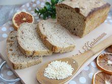 Domowy chleb z jaglanką