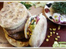 Domowy chlebek ala pitta