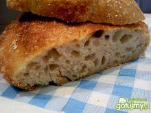 Domowy chlebek bez wyrabiania