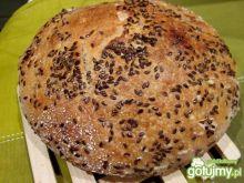 Domowy chlebek bez wyrabiania II