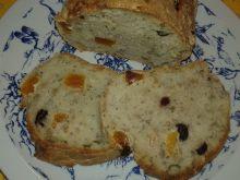 Domowy chlebek owsiano - krupczatkowy