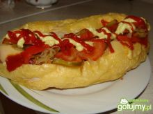Domowy Hot-Dog 2