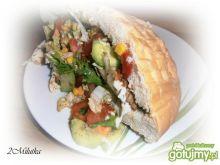 Domowy kebab w wydaniu Milutkiej