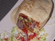 Domowy kebab z udek kurczaka