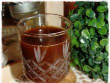 Domowy likier kawowo-waniliowy