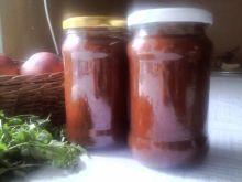 Domowy pomidorowy ketchup