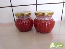 Domowy przecier pomidorowy 3