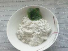 Domowy serek z jogurtu greckiego