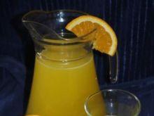 Domowy sok pomarańczowy 2