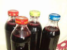 Domowy sok z bzu