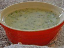 Domowy sos koperkowy