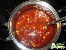 Domowy sos słodko-kwaśny