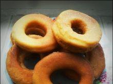 Donuty w syropie klonowym