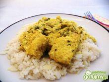 Dorsz curry
