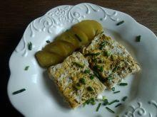 Dorsz pieczony z musztardą bawarską