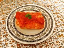 Dorsz w sosie pomidorowym z nutą curry