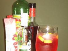 Drink Czerwony Październik