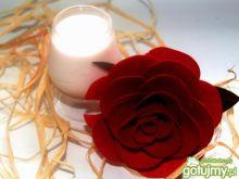 Drink kokosowo-różany