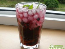 Drink Mohito z jagodami