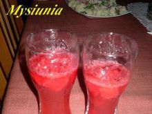 Drink o smaku arbuza