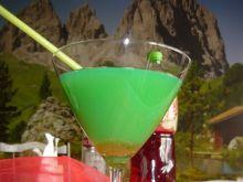 Drink w kolorze wiosny